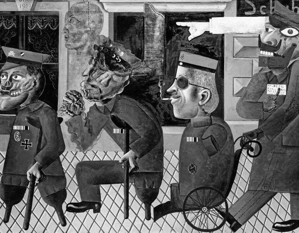 Ilustración: Otto Dix