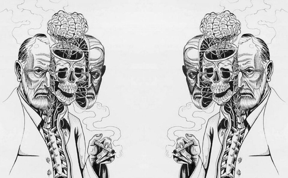 """Morning Therapy"" – Ilustración NYCHOS©"