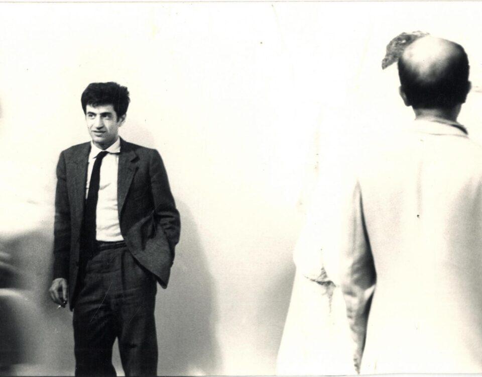 Oscar Masotta, Buenos Aires, 1966. (Cloe Masotta y Susana Lijtmaer)