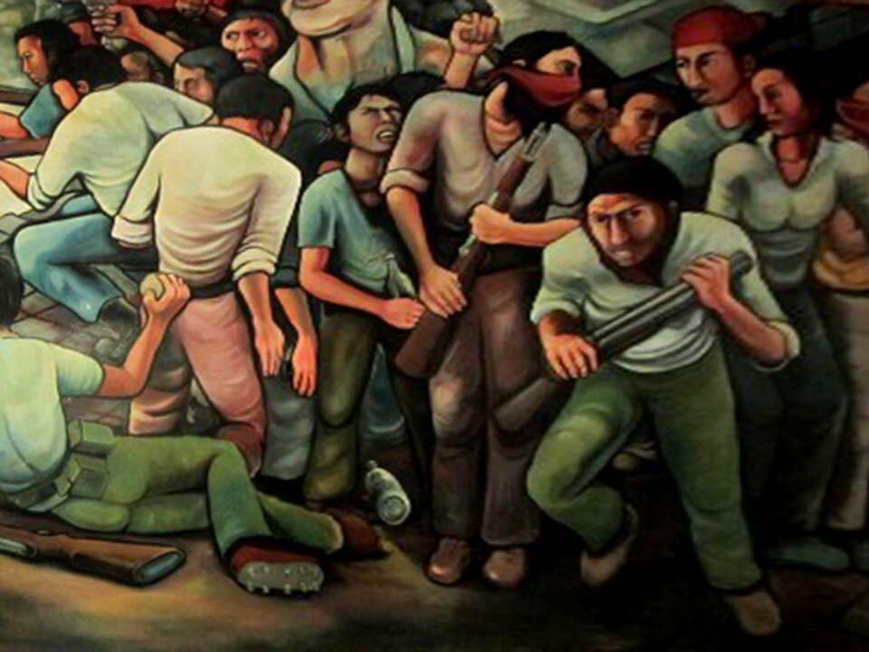Ilustración: Brigada Muralista Felicia Santizo.